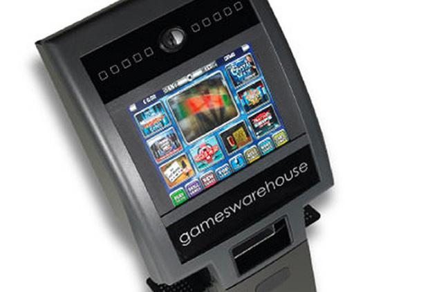 Games Warehouse Quiz Machine