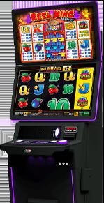 Bellfruit Prismatic Machine