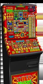 Reflex Gaming Pub Machine