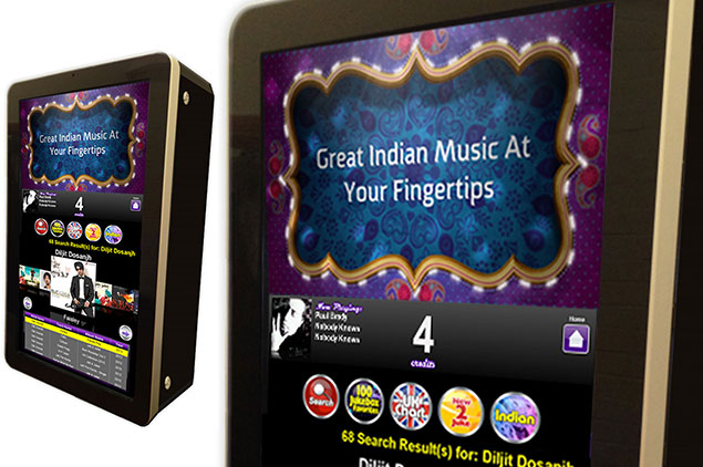 Bespoke Indian Jukebox